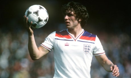 Former England and Arsenal defender Kenny Sansom ill in hospital