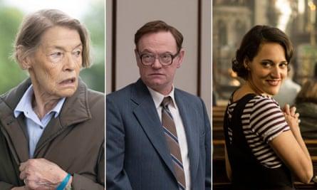 Elizabeth Is Missing, Chernobyl and Fleabag.
