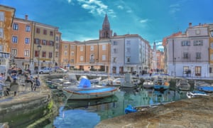 Boats Moored At Canal In MuggiaGettyImages-646255721