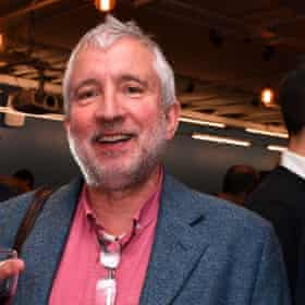 McBurney, at the British Composer Awards 2016.