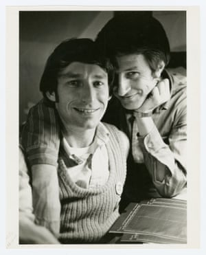 Michael McConnell, left, and Jack Baker were one of the very first couples to fight for marriage equality, when they managed to obtain a marriage license in Minnesota in 1971. The supreme court refused to recognize their union.