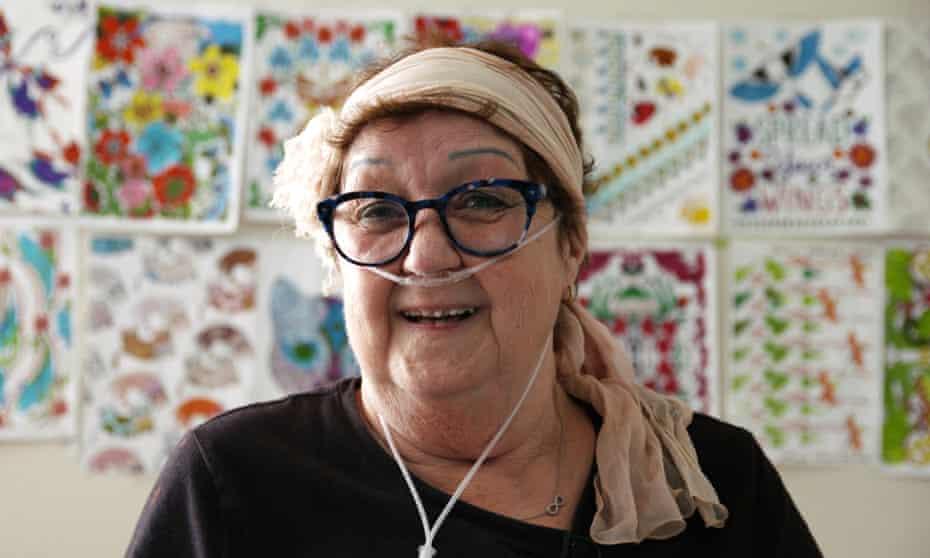 Norma McCorvey from the documentary AKA Jane Roe.
