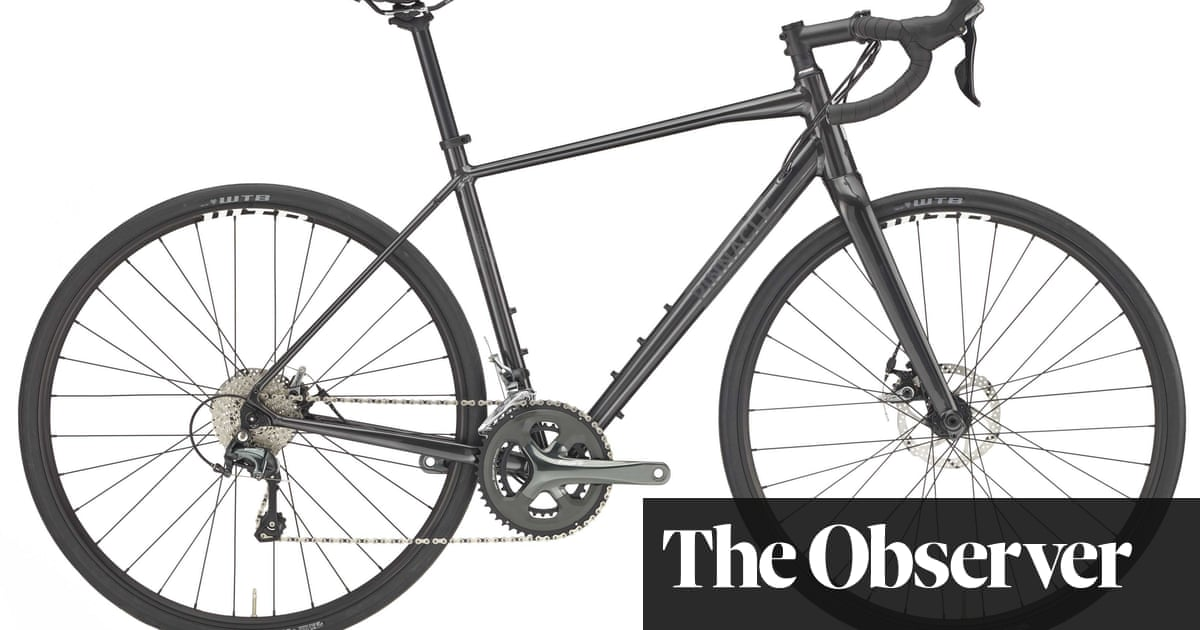 QnA VBage Pinnacle Arkose bike preview: An eye-catching all rounder at a sensible price   Martin Love
