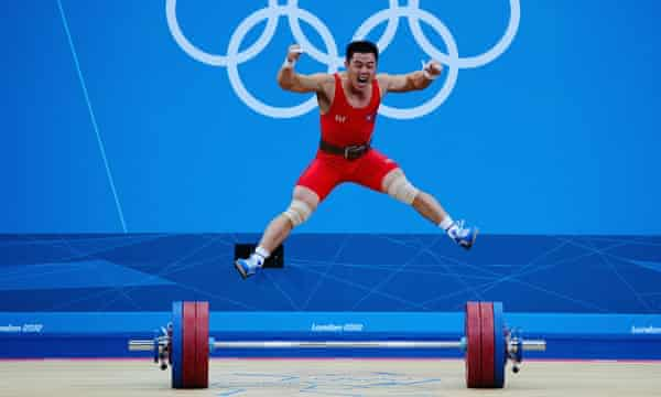 North Korean Olympic Weightlifting Champion Fails Doping Test Sport The Guardian