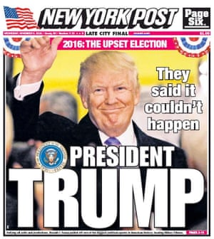 New York Post, US
