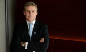 Bill English was outgoing PM John Key's choice to take over his role.
