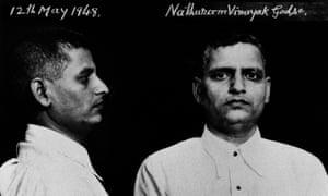 Mugshots of Nathuram Godse