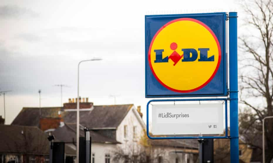 Lidl is the fifth largest grocer in the UK.