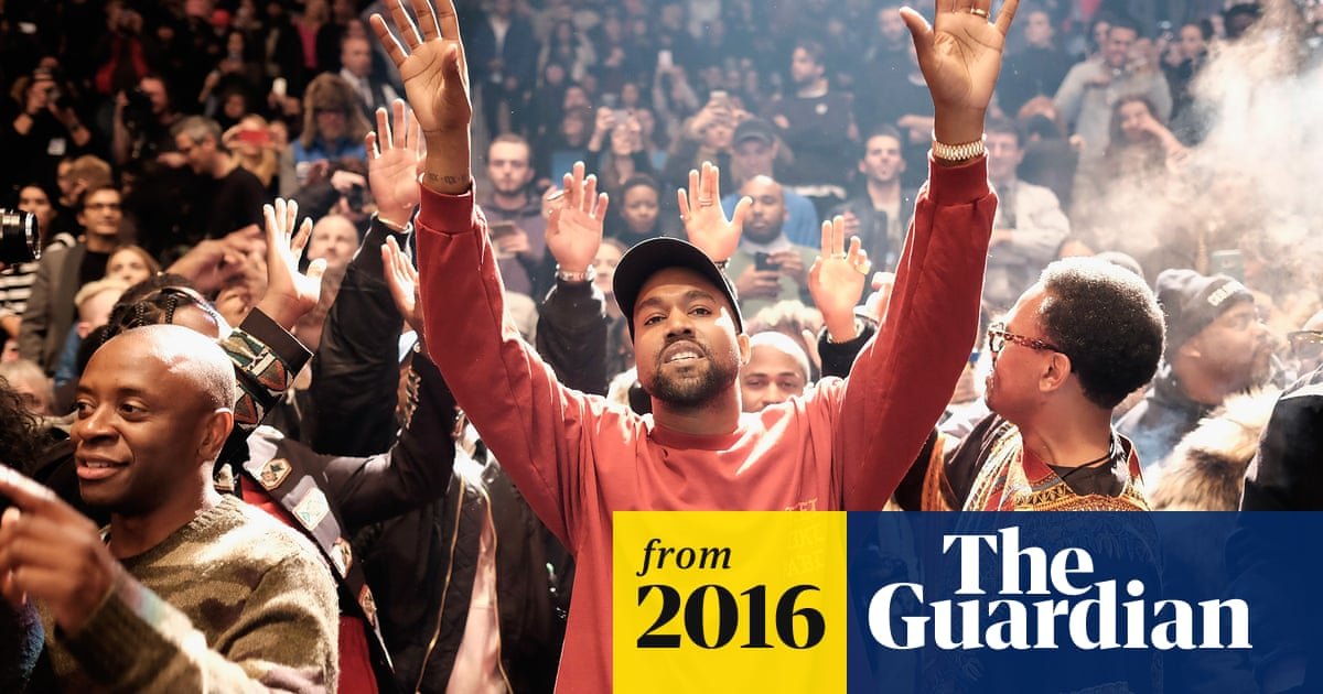 Kanye West unveils new album The Life of Pablo at elaborate, 'ramshackle' event