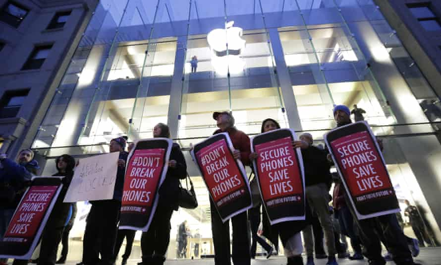 Apple lawyers: 'The government's motivations are understandable, but its methods for achieving its objectives are contrary to the rule of law, the democratic process, and the rights of the American people'.