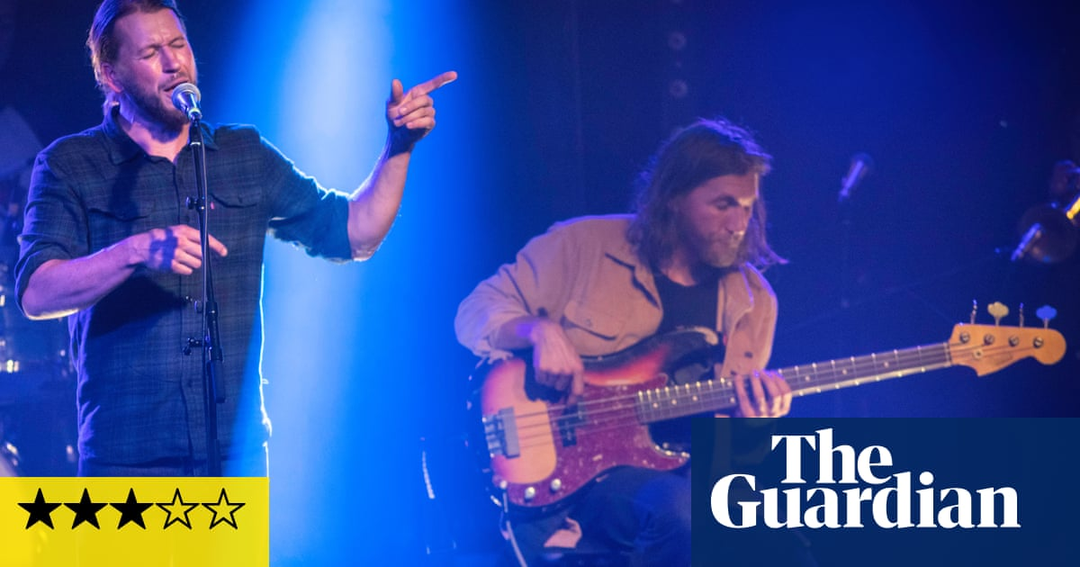The Teskey Brothers review – Aussie blues revivalists let the good times roll