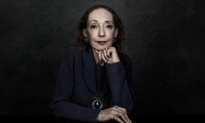 Joyce Carol Oates.