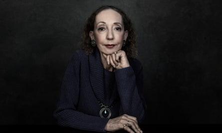 'Steely sharpness': Joyce Carol Oates