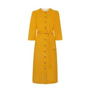Yellow, £265, aliceearly.co.uk.