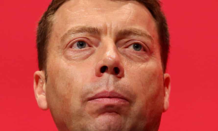 Labour's general secretary Iain McNicol