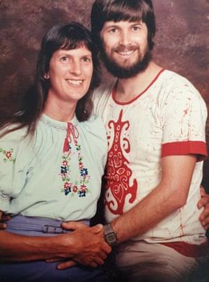 Marjorie and John