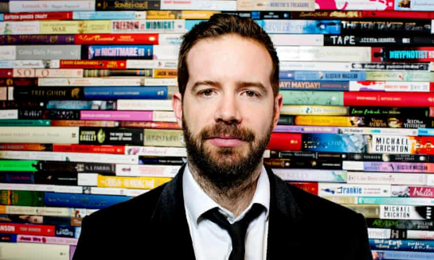 Stig Abell, new editor of the Times Literary Supplement