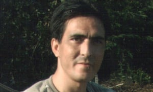 Bijan Ebrahimi was killed and set on fire by his neighbour.