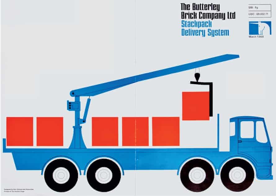 Building blocks … a 1968 brick company brochure by Ken Garland.