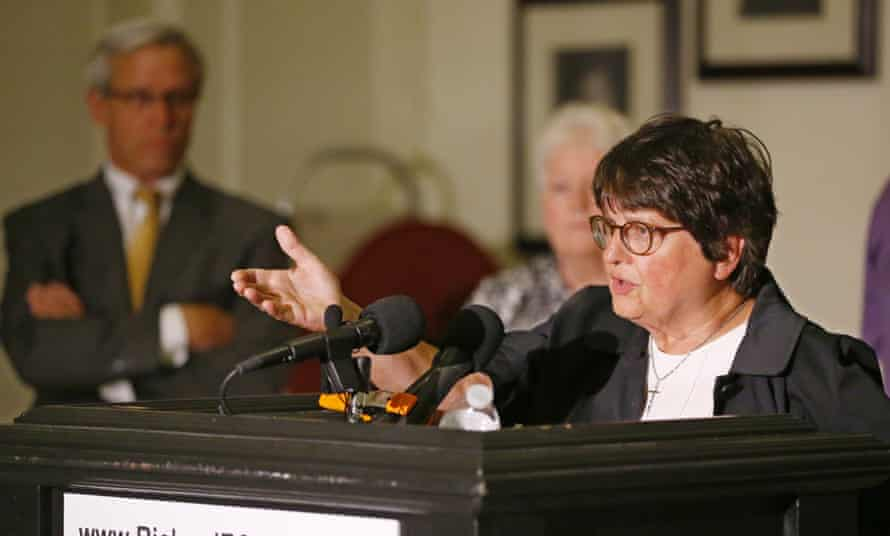 richard glossip sister helen prejean death penalty