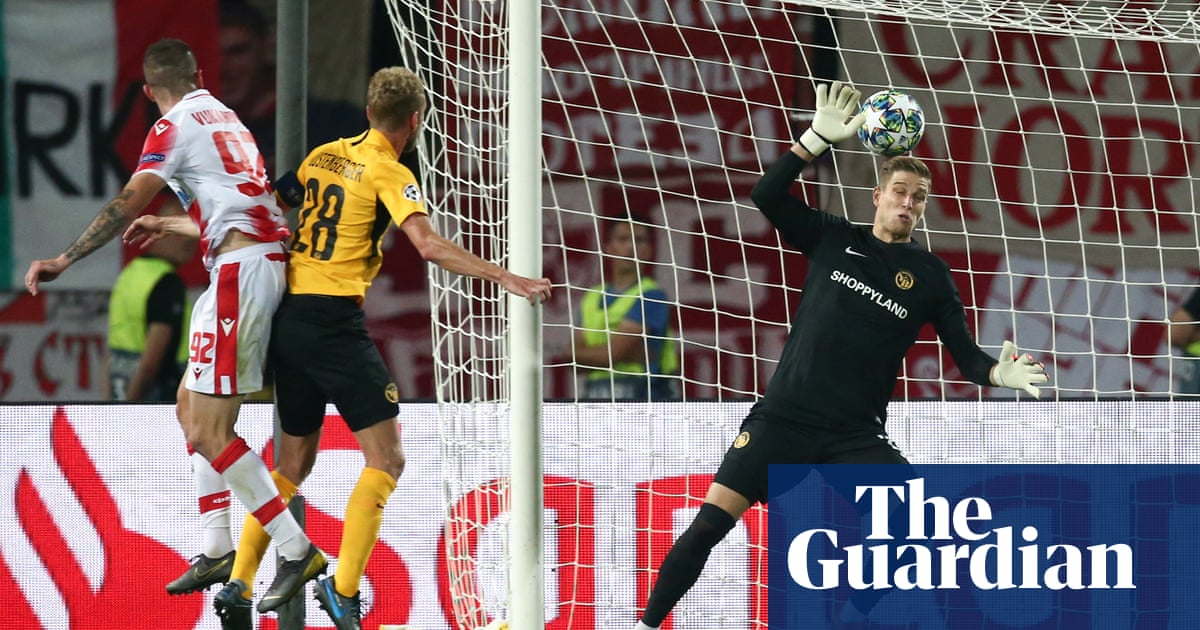 Champions League round-up: Red Star Belgrade qualify for group stage
