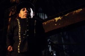 In Terry Gilliam's The Imaginarium of Doctor Parnassus