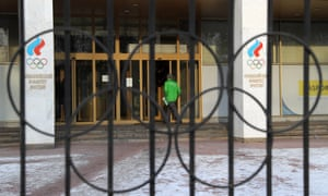 Russian athletes could be banned from competing at Tokyo 2020 if alleged irregularities in laboratory data are substantiated.