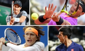 French Open 2017 Men S Form Guide The Players To Watch At Roland Garros Jacob Steinberg Sport The Guardian