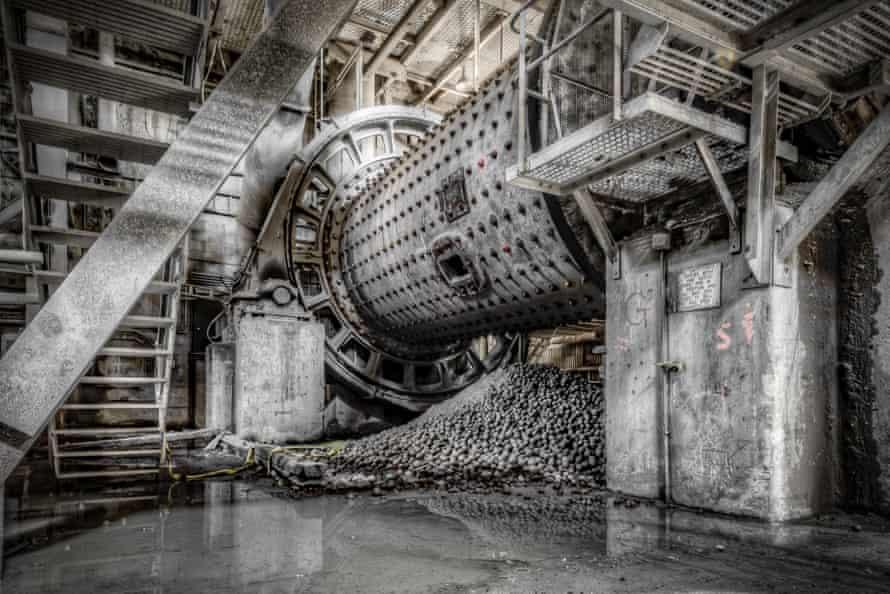 Kandos cement plant