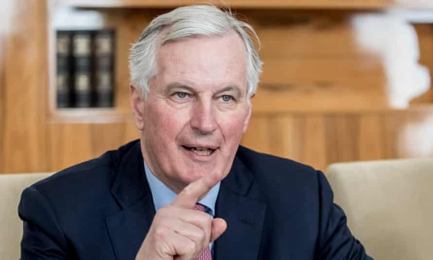 EU chief Brexit negotiator, Michel Barnier