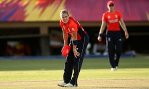 Katherine Brunt has been ruled out of the tournament after a flare-up of a long-term back problem.
