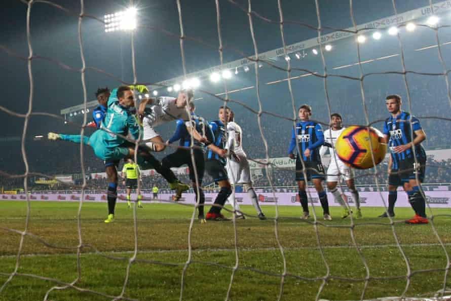 Piatek does it again, scoring in the win at Atalanta.
