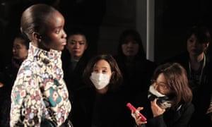 Cancelled Shows And Designer Masks Paris Fashion Week Wrestles With Coronavirus Fashion The Guardian
