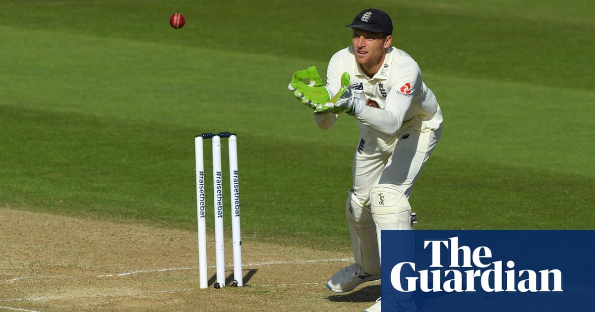 England to keep faith with Jos Buttler while Ben Foakes waits in the wings
