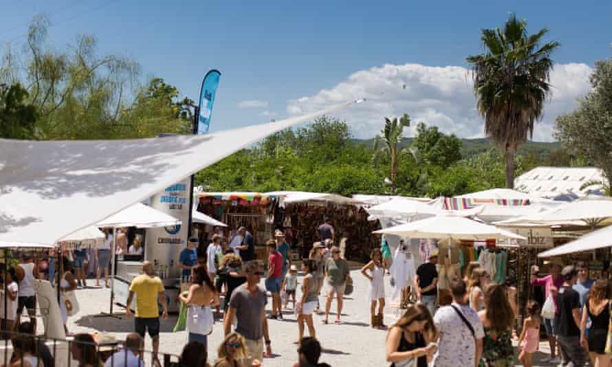 Las Dalias, Ibiza