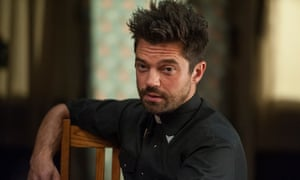 He Is The Resurrection: Dominic Cooper as Jesse Custer