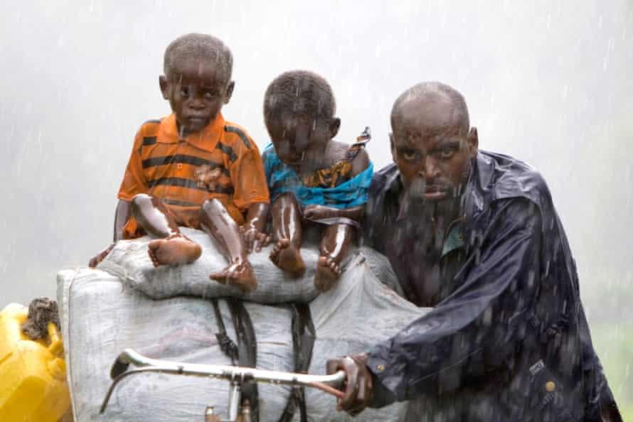 Internally Displaced People, Goma, DRC