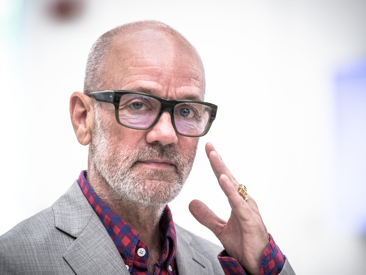 Michael Stipe: 'Who would I say sorry to? Everyone I slept with before the age of 27' | Life and style | The Guardian
