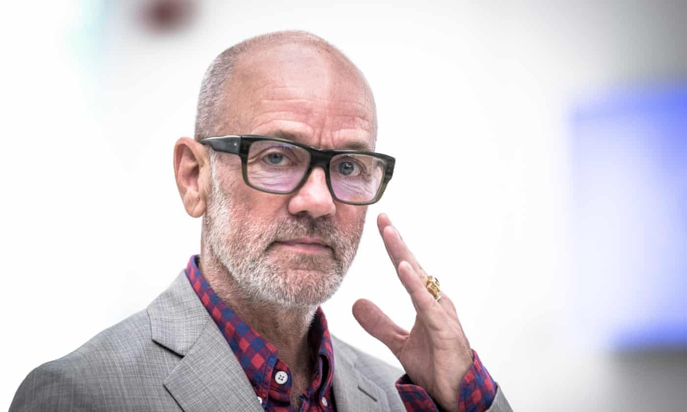 Michael Stipe: 'Who would I say sorry to? Everyone I slept with before the age of 27'