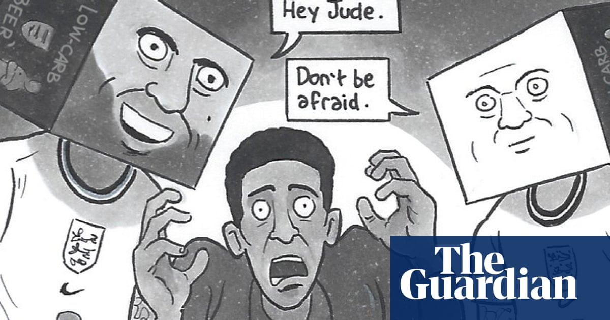 David Squires on … lifelong England memories and counting flags