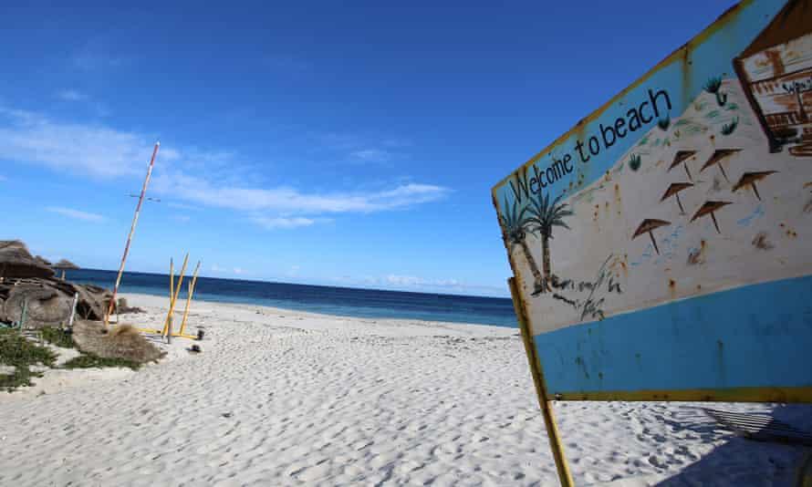 Sousse beach