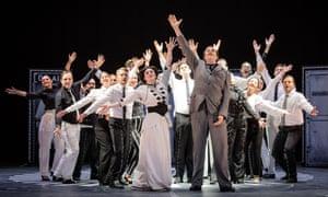 Gusto … British Youth Opera in Scoring a Century.
