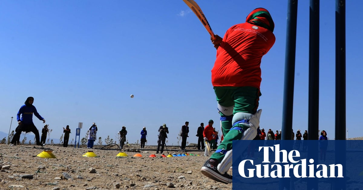 Afghan women to be banned from playing sport, Taliban say