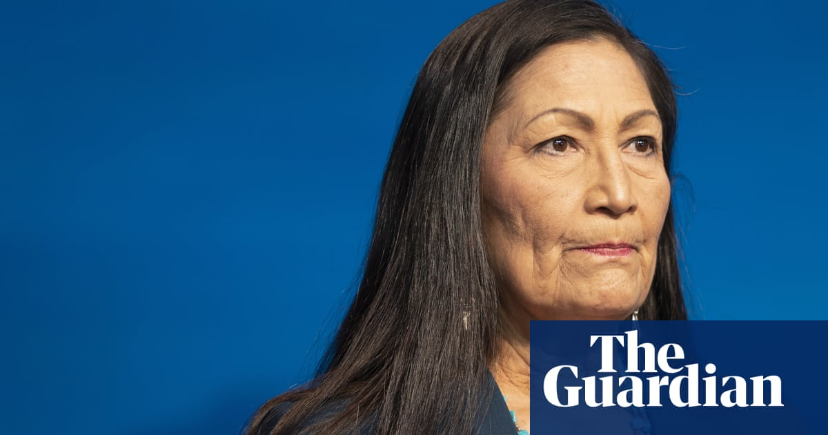 Haaland makes history as first Indigenous cabinet secretary