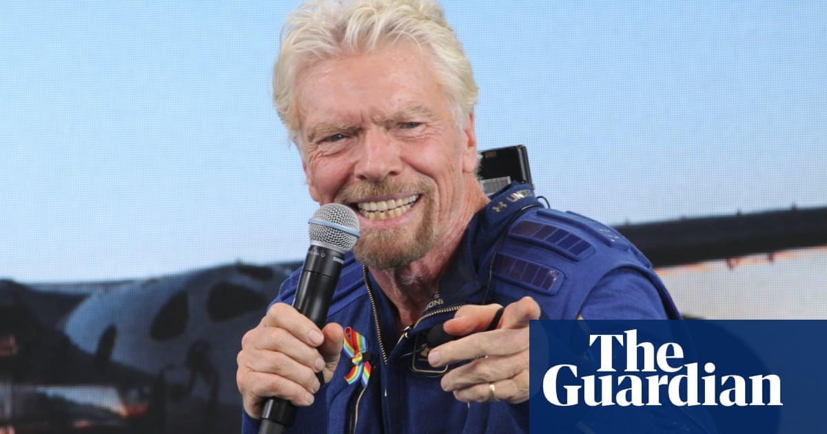 Richard Branson's Virgin Galactic space flight investigated by US regulators