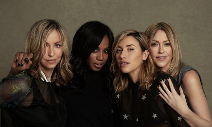 All Saints: 'We're more confident now'   Music   The Guardian