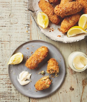 how to make prawn croquettes