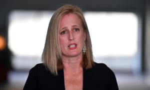 Shadow finance minister Katy Gallagher