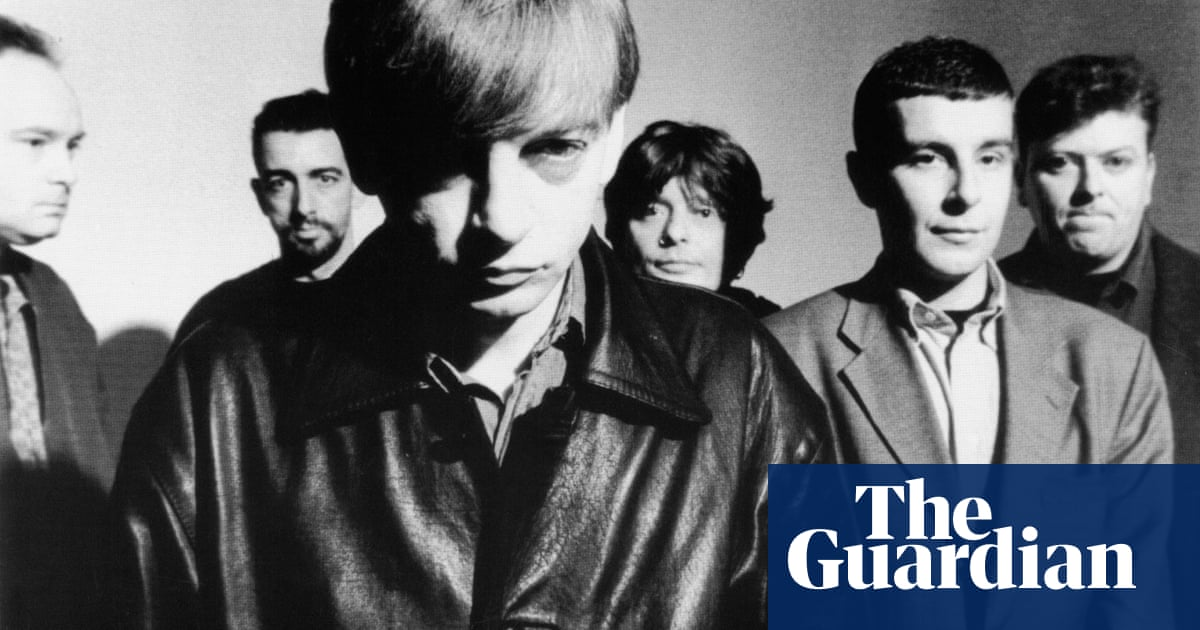 The Fall Where To Start In Their Back Catalogue The Fall The Guardian