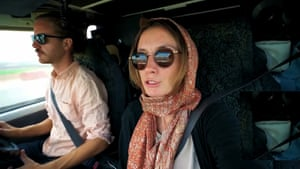 Bloggers Mark Firkin and Jolie King were reportedly arrested 10 weeks ago near Tehran.